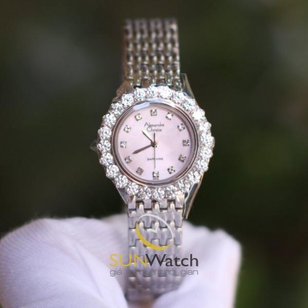 Đồng hồ Alexandre Christie 8B78ALDSSPIS