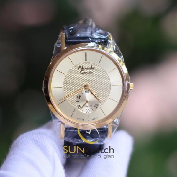Đồng hồ Alexandre Christie 8C11BMGPGO
