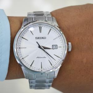 Review: Đồng hồ Seiko SRP701K1 – Automatic, kiểu dáng cổ điển (Sự thay thế cho GS)