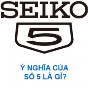 Đồng hồ Seiko 5 là gì? Giá bao nhiêu?