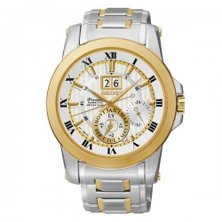 Đồng hồ nam Seiko Premier Kinetic Perpetual SNP094P1